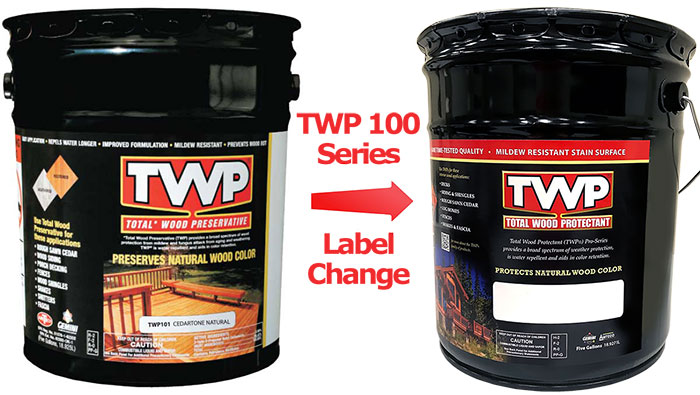 TWP 100 Series versus TWP 100 Pro Series