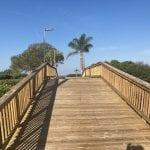 Bridge post sanding.jpg